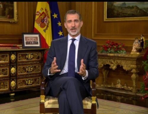 Análisis No Verbal del Discurso de Navidad del Rey Felipe VI (1/3)