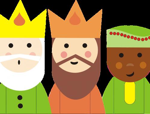 Si los Reyes Magos fueran coach