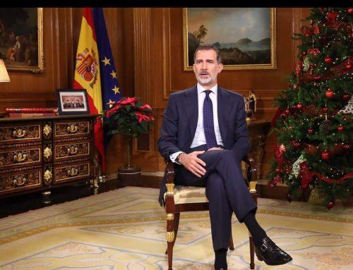 Análisis Verbal del Discurso de Navidad del Rey Felipe VI (2/3)