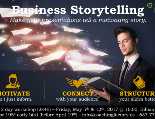 Business Storytelling, once upon a time