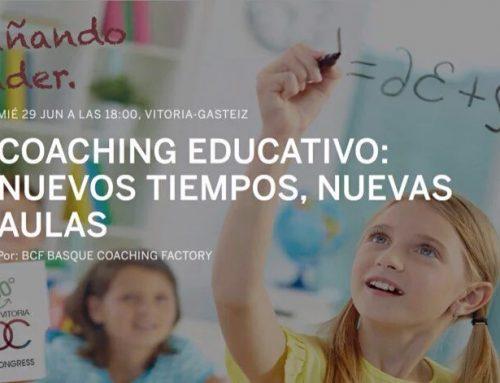 Coaching educativo: nuevos tiempos, nuevas aulas